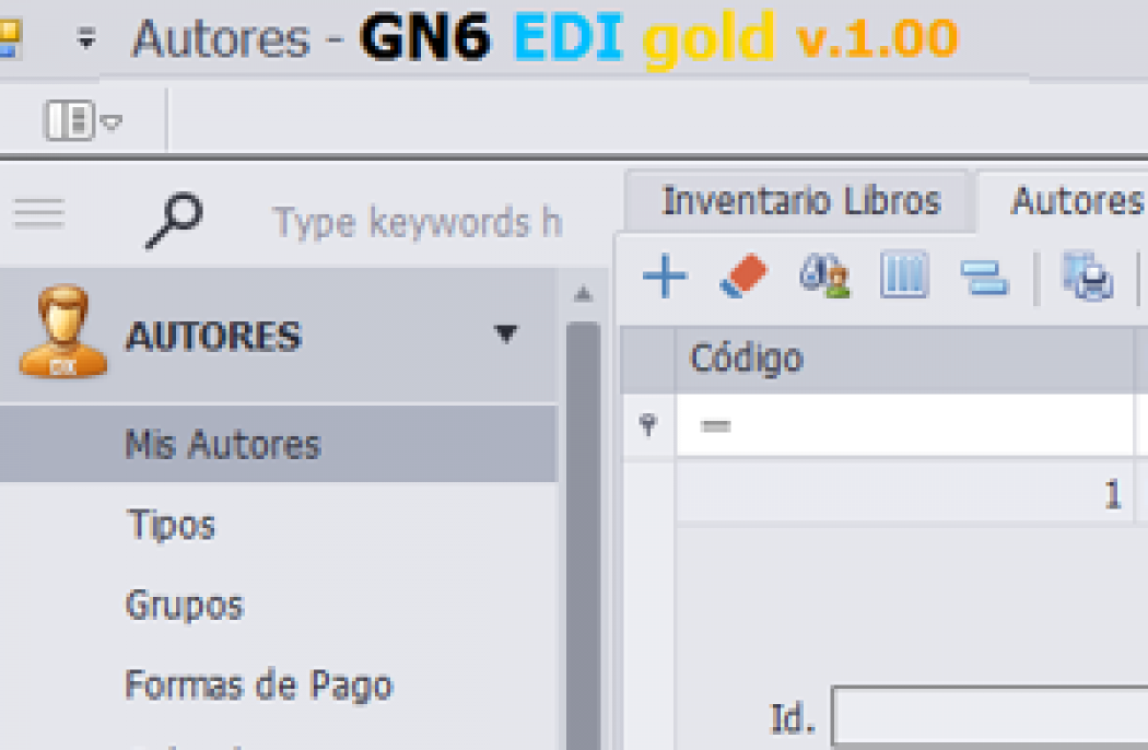 GN6 Software para Editoriales