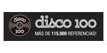Disco 100 Tienda de discos